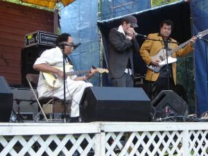 Lousiana Red 2006 Bluesfest